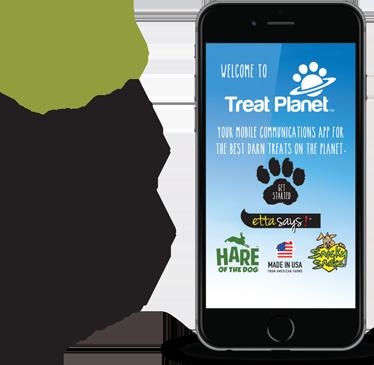 Treat Planet App