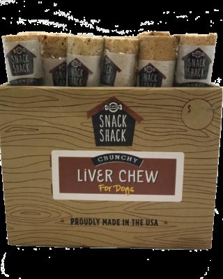 Crunchy Liver Chew Box Image